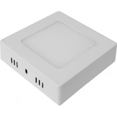 Светильник светодиодный DownLight 12W накладной квадрат