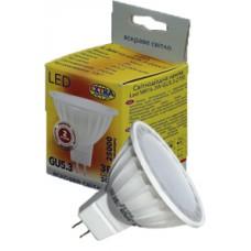 Светодиодная лампа Led MR16-5W-GU5.3-2700