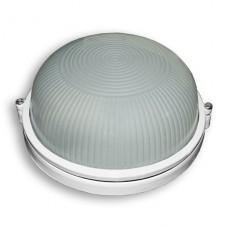 Светильник 100 Вт круг белый