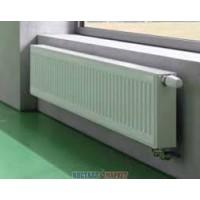 Стальной радиатор Kermi, тип 11, нижнее подключение  300х400, 298 Вт