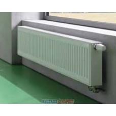 Стальной радиатор Kermi, тип 11, нижнее подключение  300х1100, 820 Вт