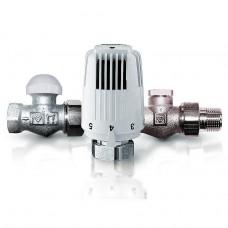 Комплект боковое подключение радиатора Classic проходной