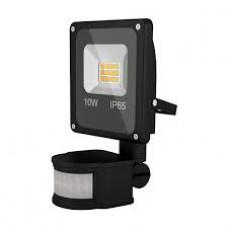 Прожектор диодный 10 Вт 600 Lum Ecostrum с датчиком