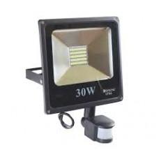 Прожектор диодный 30 Вт 2000 Lum Ecostrum с датчиком