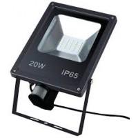 Прожектор диодный 20 Вт 1400 Lum Ecostrum с датчиком